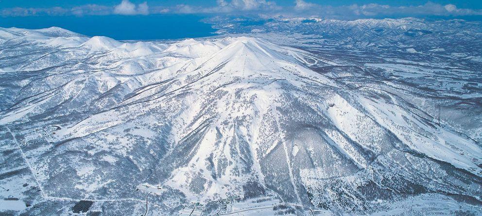 Foto: Niseko, la segunda montaña que más nieve recibe en todo el mundo