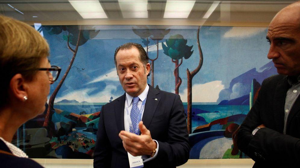 Foto: El presidente de Banesco y máximo accionista de Abanca, Juan Carlos Escotet (Efe)