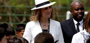 Post de Las vacaciones de la infanta Elena: Segovia, Bidart y Mallorca a finales de agosto