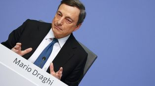 La cara B de la ronda gratis de Draghi