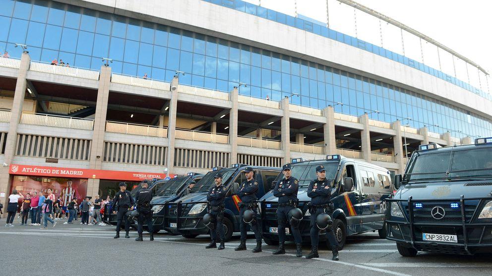 Prohibidos los camiones en el Calderón: así será la seguridad en la final de Copa