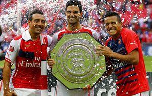 El Arsenal barre al Manchester City y avisa a los grandes de la Premier