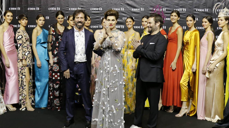 Antonia Del'Atte con el dúo Cocoa