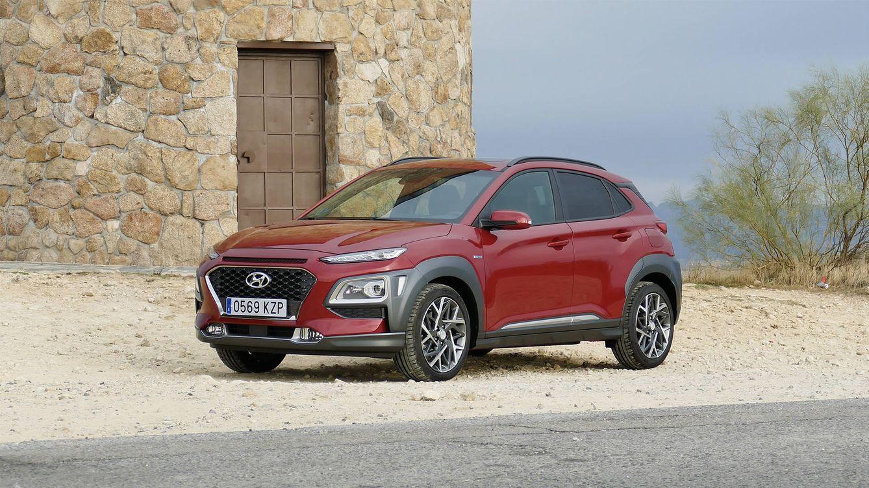 La etiqueta ECO del Hyundai Kona Hybrid o por qué es un coche de ciudad con éxito