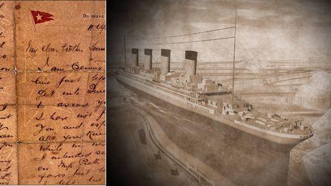 Subastan la última carta escrita por un cura en el Titanic antes de hundirse