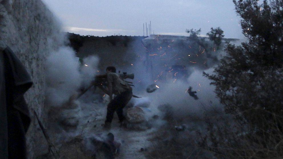 Putin empuña las armas en Siria