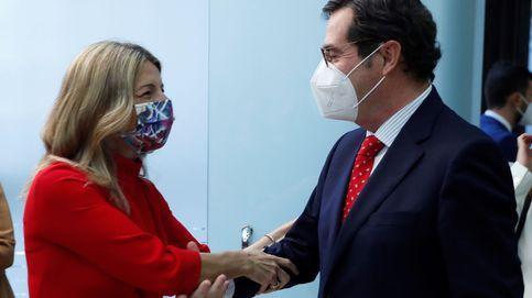La patronal pone pie en pared: no firmará una nueva revisión del SMI