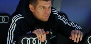 Post de La falta de autocrítica de Kroos, el peor enemigo de un jugador que no pasa una