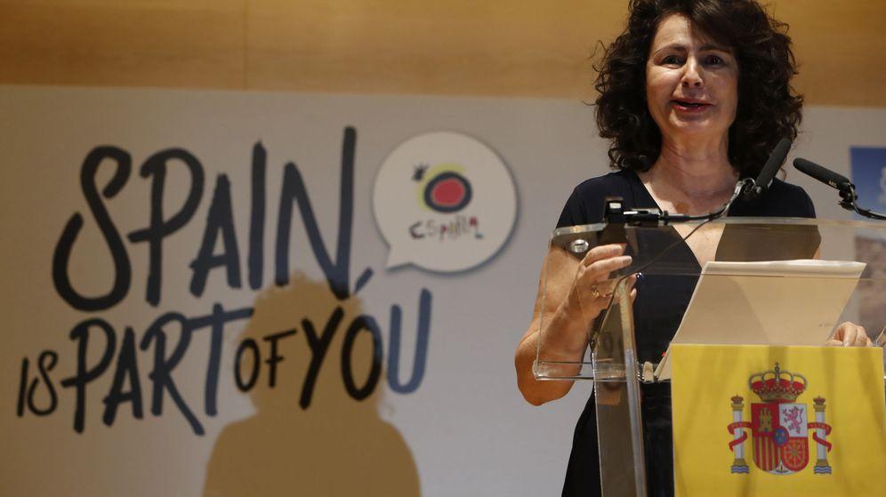 Foto: La secretaria de Estado de Turismo, Matilde Asián. (EFE)