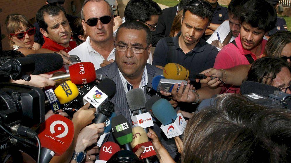 Foto: Enrique Ortiz ha pasado de copar portadas en la prensa local a un segundo plano aparente. (EFE)