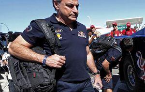Peugeot da a conocer el '2008' con el que vuelve al Dakar y que pilotará Carlos Sainz