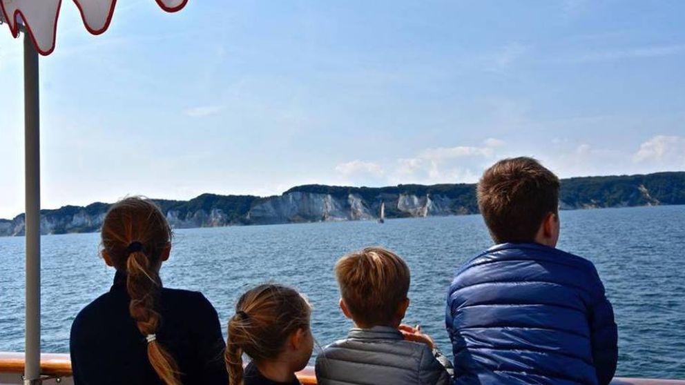 Así comparten Federico y Mary con los daneses sus vacaciones de verano