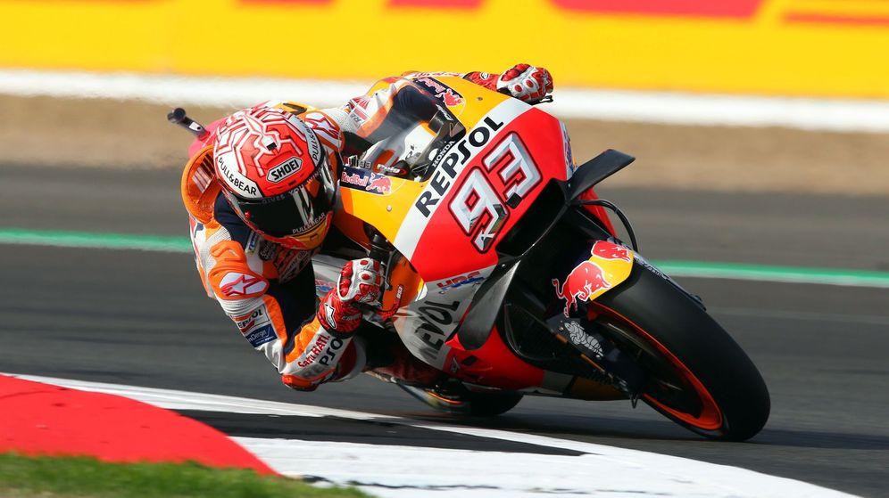 Foto: Marc Márquez es líder, pero teme a Ducati. (EFE)
