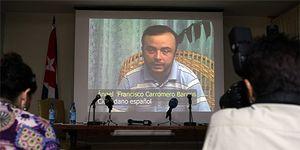Foto: Cuba acusa al político del PP retenido de financiar ilegalmente a la oposición