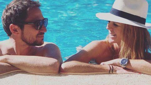 Amelia Bono y Manuel Martos: tardes en familia y cenas en pareja durante sus vacaciones