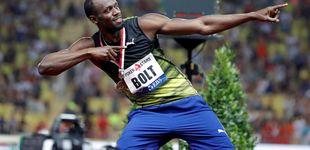 Post de Usain Bolt ante el miedo de perder la última de sus carreras