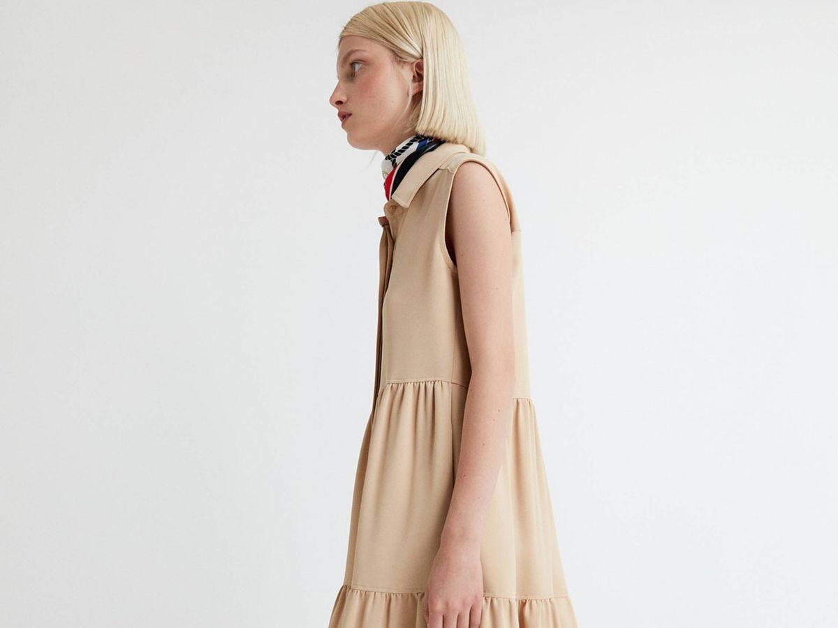Foto: El nuevo vestido de Sfera. (Cortesía)