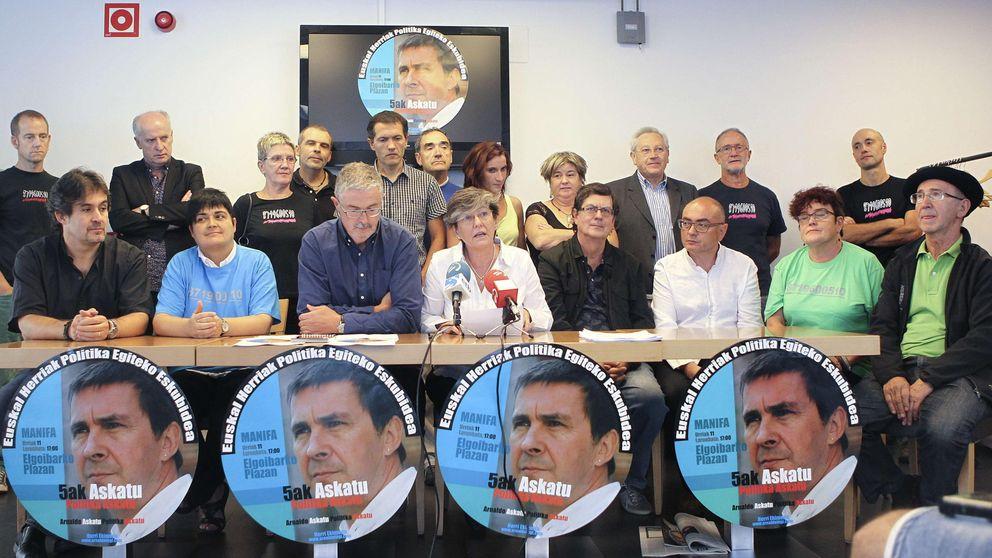 Cargos públicos de Podemos rompen con la línea oficial y piden la liberación de Otegi