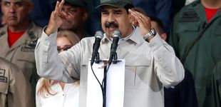 Post de El gobierno de Maduro admite estar