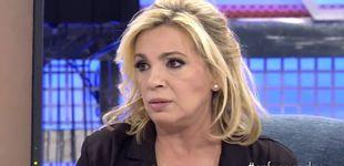 Post de 'Sálvame' puede con Carmen Borrego': deja de trabajar en el programa