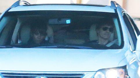 Halle Berry y Olivier Martinez, tenso encuentro en Los Angeles