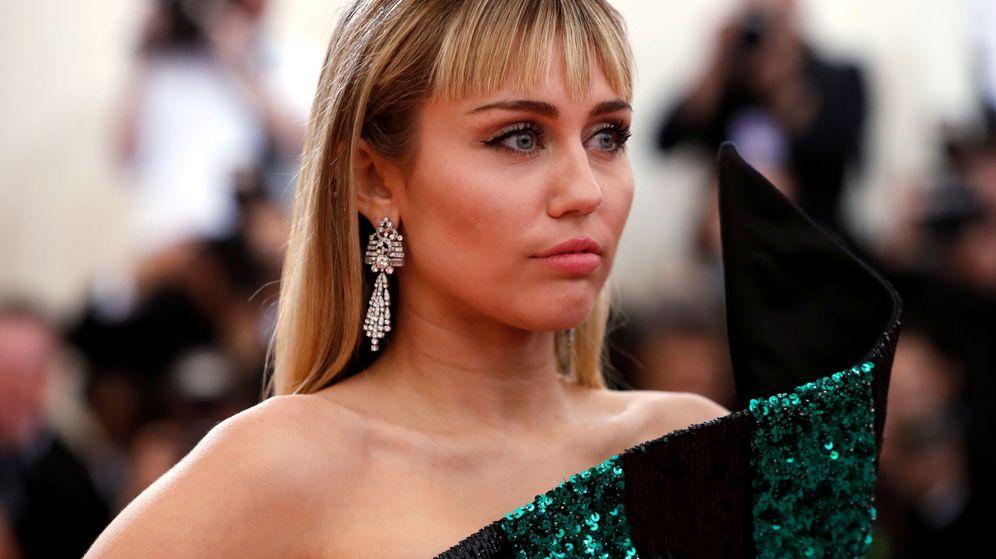 Foto: Miley Cyrus, en una imagen de archivo. (Getty)