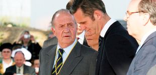 Post de El rey Juan Carlos viaja a Ginebra para festejar el 50 cumpleaños de Urdangarin