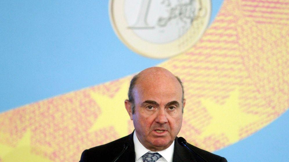 Foto: El vicepresidente del Banco Central Europeo, el español Luis de Guindos. (EFE)