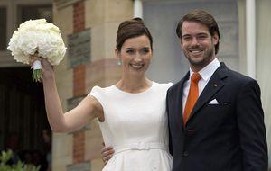 Félix de Luxemburgo y Claire Lademacher se dan el 'sí, quiero'