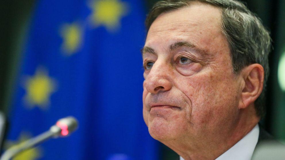 Draghi alerta de que el crecimiento de la Eurozona pierde fuelle