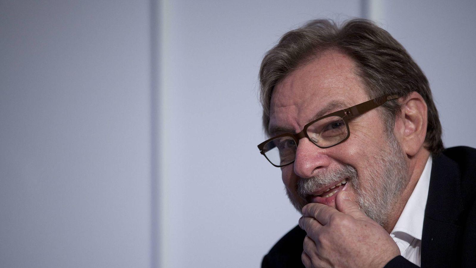 Foto: Juan Luis Cebrián, presidente del Grupo Prisa. (EFE)