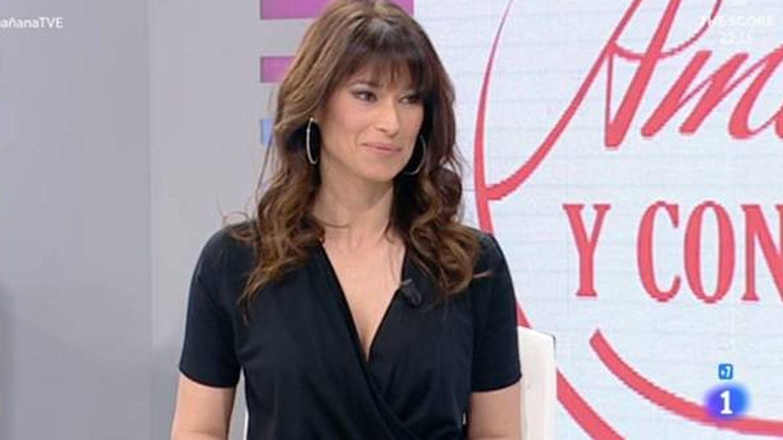 Sonia Ferrer en 'Amigas y conocidas'.