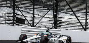 Post de El preocupante bajón de Fernando Alonso mientras Álex Palou brilla en Indianápolis