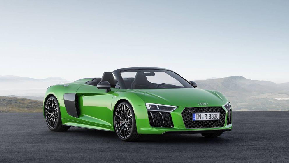 Audi muestra en el Salón de Fráncfort su presente más deportivo