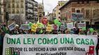 Luz verde a la ley de los antidesahucios contra el 'boom' del alquiler