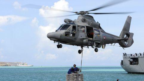 Cinco muertos tras estrellarse dos helicópteros militares en Francia