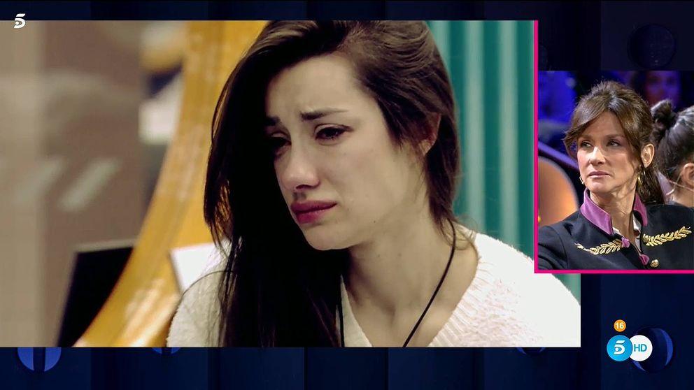 'GH VIP 7' | Adara se rinde y confiesa a Gianmarco que está enamorada de él