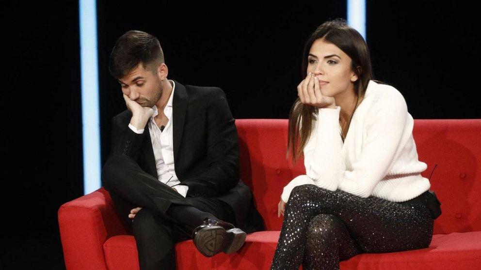 Sofía, al cuello de Alejandro Albalá en 'GH Dúo': Estás aquí por dinero