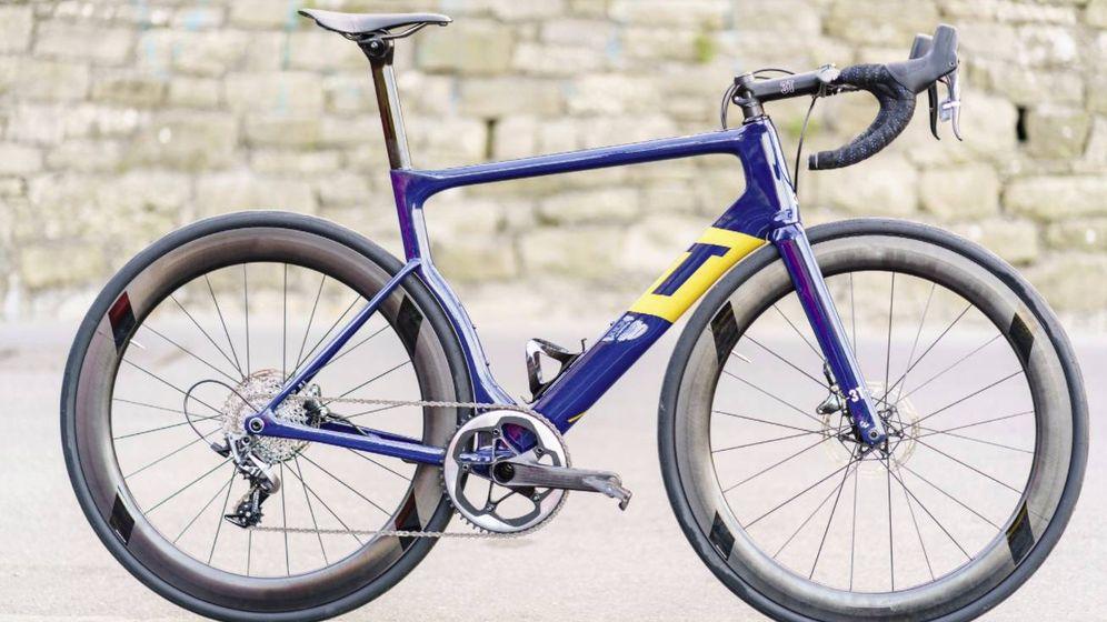 Foto: La bicicleta 3T Strada, ¿una revolución del ciclismo?