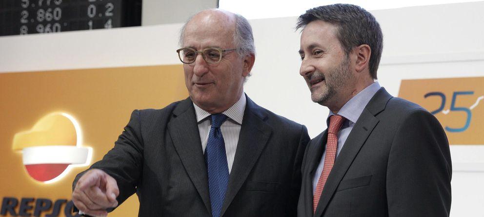 JP Morgan irrumpe como accionista de referencia de Repsol tras la venta de Pemex