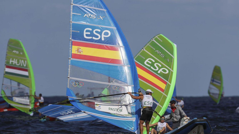 Una buena última regata de Alabau puede darle su segunda medalla olímpica