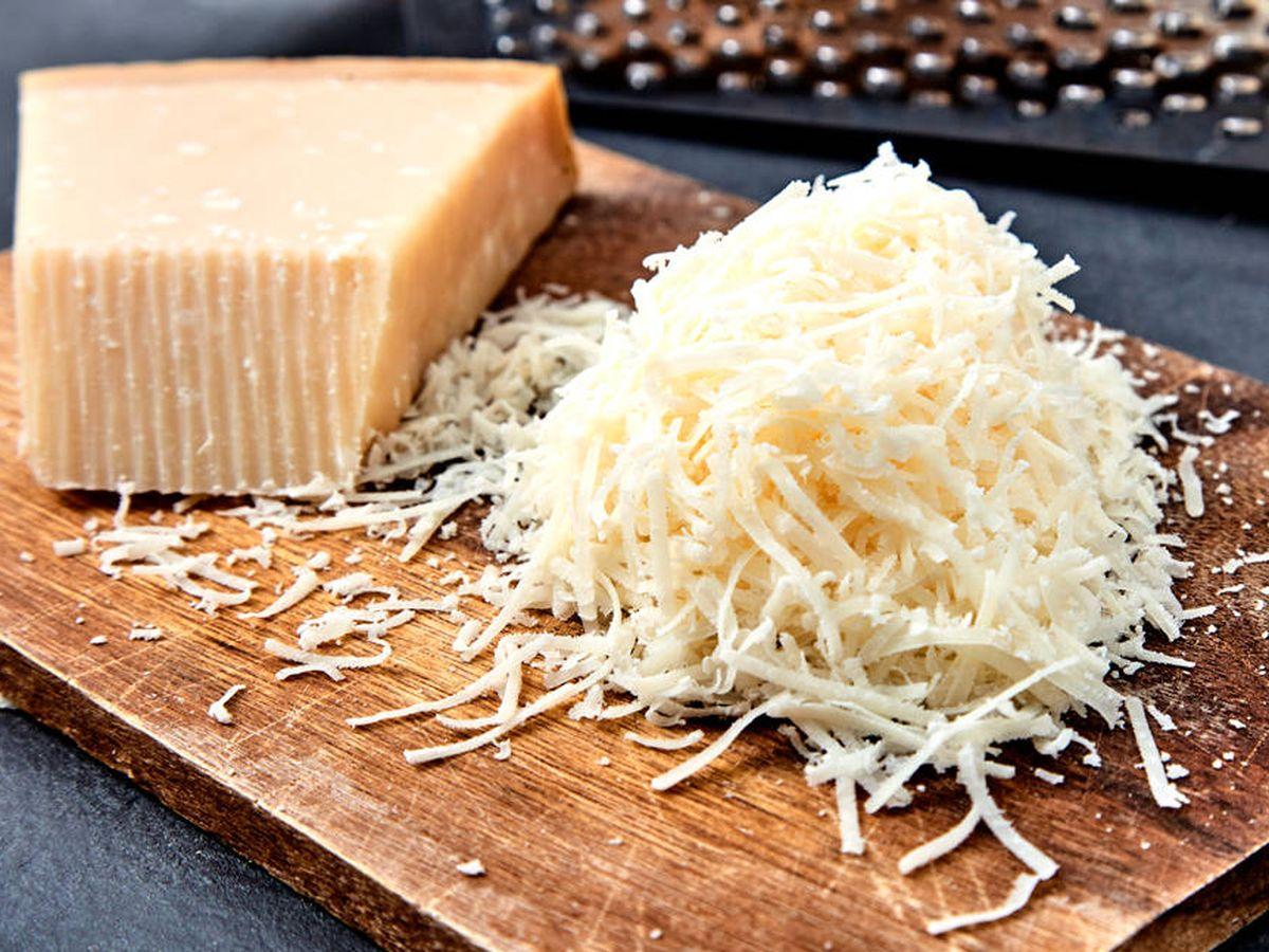 Resultado de imagen para queso rallado