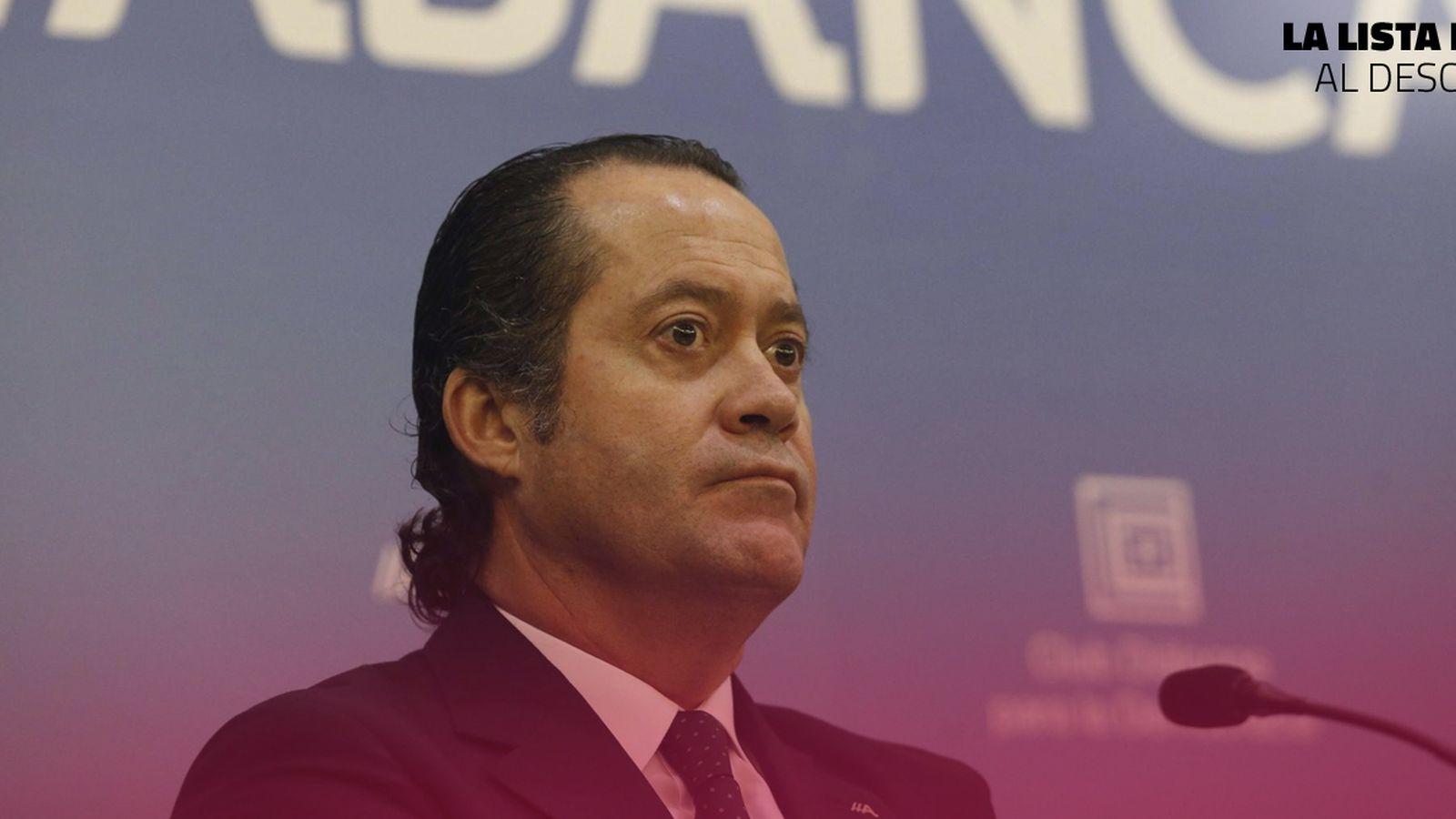 Foto: El presidente del Grupo Banesco Internacional, Juan Carlos Escotet (EFE/EC)