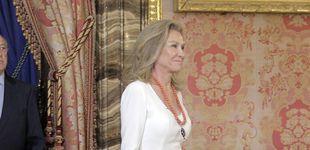 Post de Simeón de Bulgaria, Alicia Koplowitz, Alfonso Diez... los 'otros' invitados