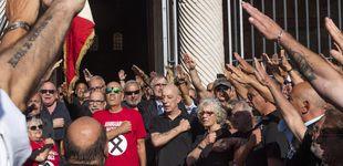 Post de El nº2 del Senado italiano recomienda usar el saludo fascista para evitar el contagio