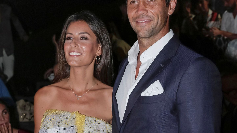 Fernando Verdasco y Ana Boyer. (EFE)