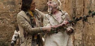 Post de El gran fiasco de Gilliam: 'El hombre que mató a Don Quijote' se estrella en taquilla