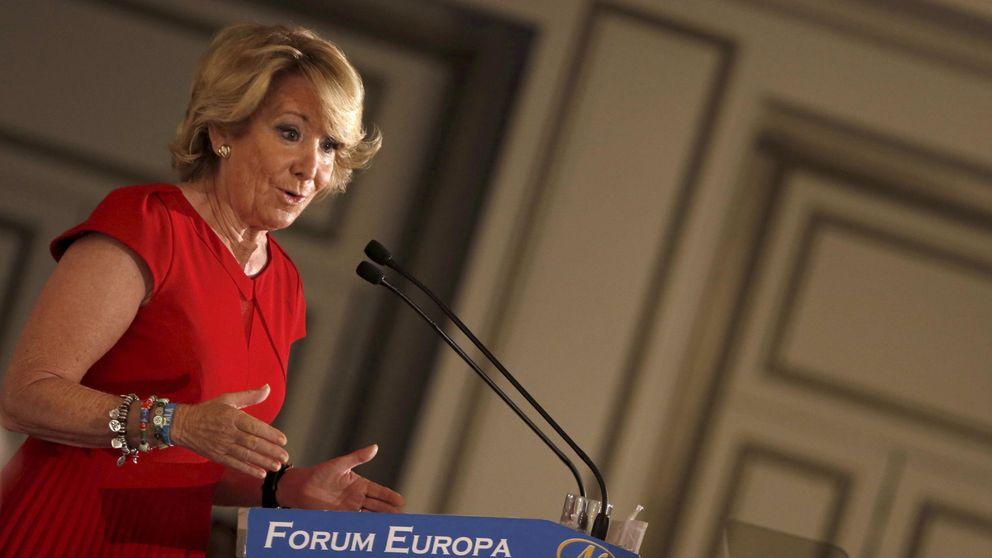 Aguirre se desvincula de la Gürtel y arrecian las peticiones de dimisión