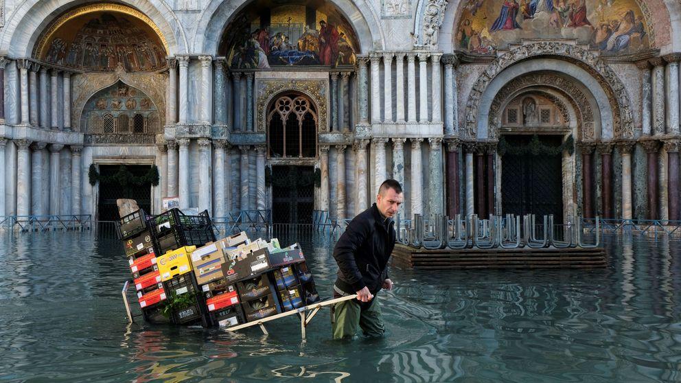 Venecia, la ciudad de los fantasmas que se compran los chinos