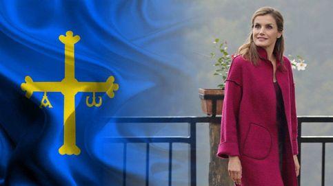 La tierra siempre tira: las tres firmas asturianas que visten a la Reina Letizia